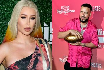 Iggy Azalea & French Montana's Brother Reach Settlement In Car Accident Lawsuit