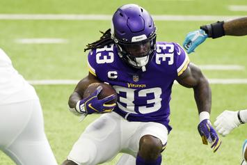 Dalvin Cook To Miss Vikings' Final Game After Father Dies Unexpectedly