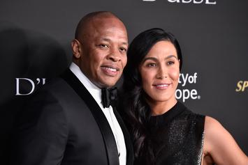 Dr. Dre's Estranged Wife Reveals He Has Over $250M In Cash, Apple Stocks