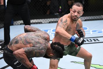 UFC Fighter Irwin Rivera Arrested For Punch-Stabbing His Sisters With Brass Knuckle Knife