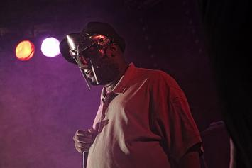 MF DOOM's Music Sees Massive 870% Boost In Streams