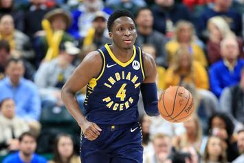 Victor Oladipo Traded To Rockets As Part Of James Harden Deal: Report