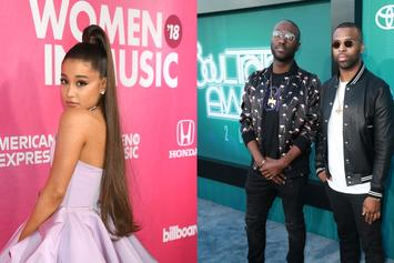 "Ariana Grande & dvsn Hold Down This Week's ""R&B Season"" Playlist"