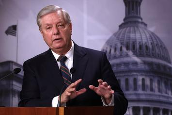 Lindsey Graham Pens Letter To Chuck Schumer Urging Him Not To Impeach Donald Trump