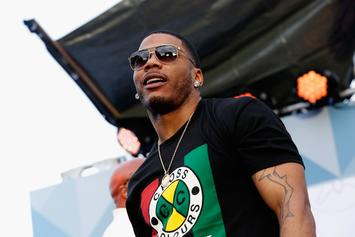 "Nelly Approves Of ""Buss It Challenge"": ""Keep Doing It!"""