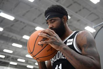 Kyrie Irving Explains His Nets Absence