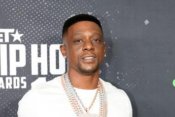 Boosie Badazz Reacts To C-Murder Not Being Pardoned By Trump