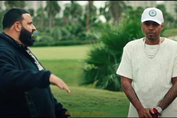 "Nas Golfs With DJ Khaled In ""27 Summers"" Video"