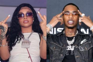 Mulatto Gushes About Her Man, Fans Theorize It's Key Glock