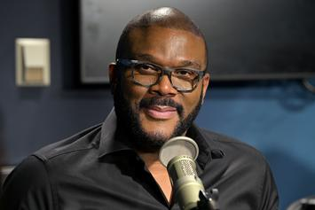 Tyler Perry Receives COVID-19 Vaccine, Hopes To Encourage Skeptics In Black Community