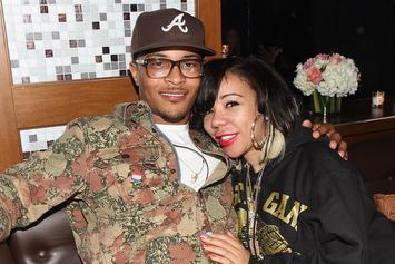 Tiny Harris Shades T.I.'s Alleged Victim With Subliminal Message