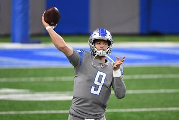 Lions Trade Matthew Stafford To Rams For Jared Goff & Draft Picks: Report
