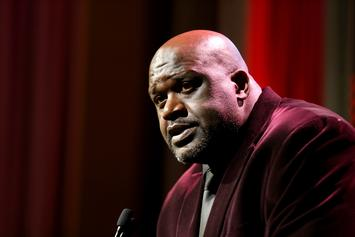 Shaq Blasts The Patriots For Doing Tom Brady Dirty