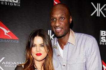 "Lamar Odom Wishes He Never Cheated On Khloe Kardashian: ""She Was Good To Me"""