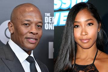 Dr. Dre & Apryl Jones Spotted Out On Dinner Date: Report
