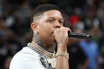 Yella Beezy Arrested On Weapons & Guns Charges In Dallas, Claims He Was Set-up