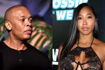 "Dr. Dre & Apryl Jones Have Been Together For ""A While"", Moniece Slaughter Says"