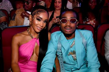 Quavo Gushes Over Saweetie With Sweet Valentine's Day Posts