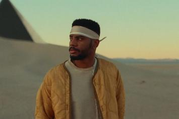 "Bryson Tiller Channels Dali In ""Sorrows"" Music Video"