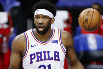"""Joel Embiid Reveals Why He Is """"Unguardable"""""""