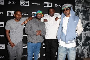 Top Dawg Entertainment Is Teasing Something