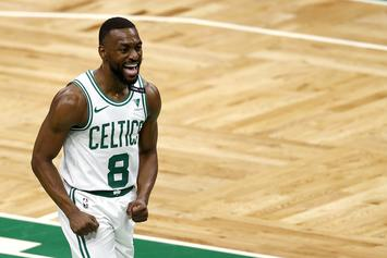 Kemba Walker Gets Celtics Back On Track With Massive Performance