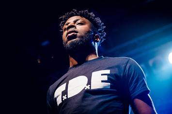 Isaiah Rashad Spits Bars In New Snippet