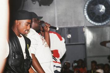 Rare Photo of Tupac & Biggie From 1993 Was Overlooked By Photographer For Decades