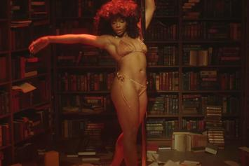 """SZA Dreams Her Way Into Fantasy Land In Visual To """"Good Days"""""""