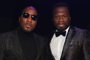 """50 Cent Thinks Jeezy Participated In """"Verzuz"""" Out Of """"Desperation"""" To Sell Records"""