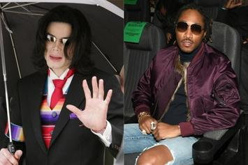 Future Co-Signs Bold Michael Jackson Comparison