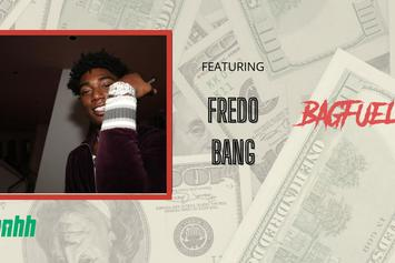 "Fredo Bang Talks Staying Out Of Trouble & ""Top"" Remix With Lil Durk On ""BagFuel"""