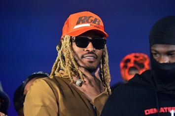 Future Allegedly Watches On As Female Fan Gets Choke-Slammed