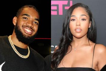Karl-Anthony Towns Denies Cheating On Jordyn Woods, Calls Out Haters