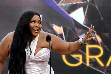 Lizzo Shuts Downs Relationship Rumors After Viral Mystery Man Photos