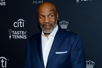 Mike Tyson Says Evander Holyfield Fight Still On, Reps Refute His Claims