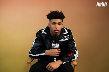 NLE Choppa Arrested For Burglary, Weed, Xanax, & Guns: Report
