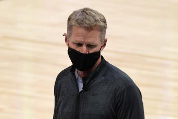 Steve Kerr Gets Honest About Steph Curry's Absence