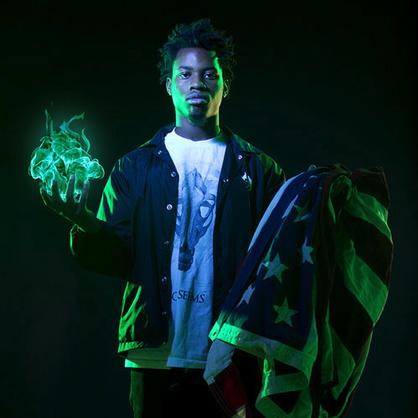 Photo  Denzel Curry