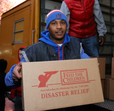 Helping Hurricane Sandy Victims This Thanksgiving