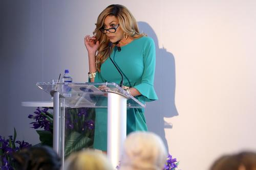 Wendy Williams at Bowel event