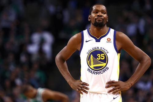 Kevin Durant's life to be the focal point of new television series