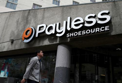 'Payless' opens fake luxury store with $600 shoes for fashion experiment