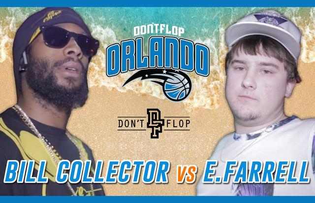 Bill Collector vs E. Farrell