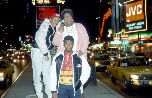 KRS, D-Nice, Boogie Down Productions