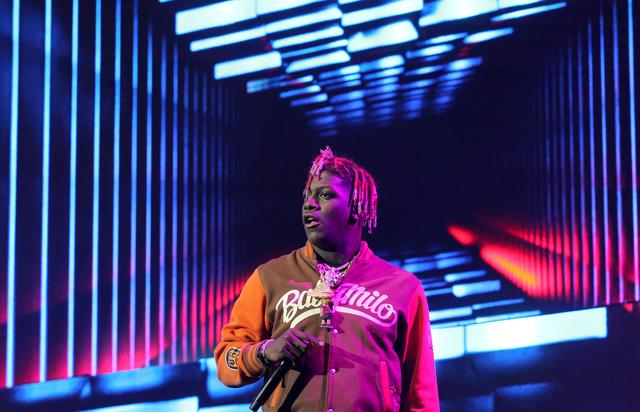Lil Yachty at the BET Experience
