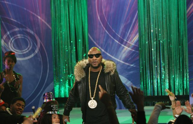 Jeezy with his chain