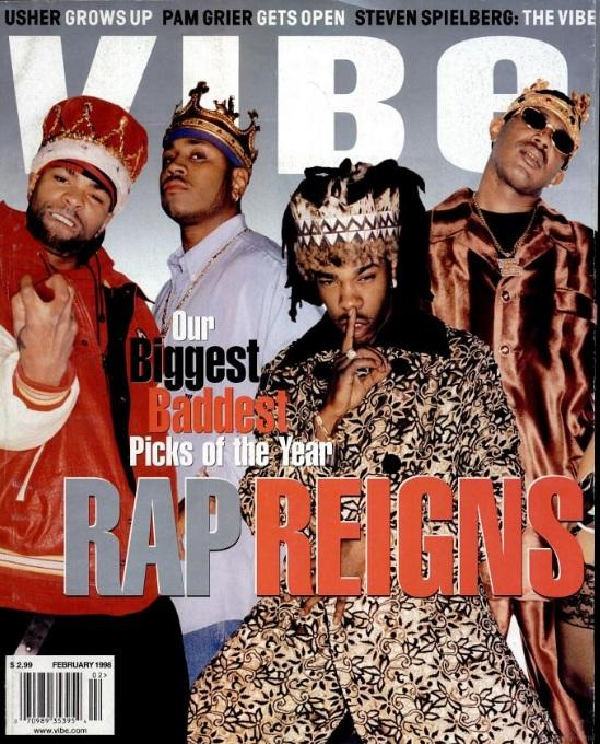 Classic Hip-Hop Magazine Covers