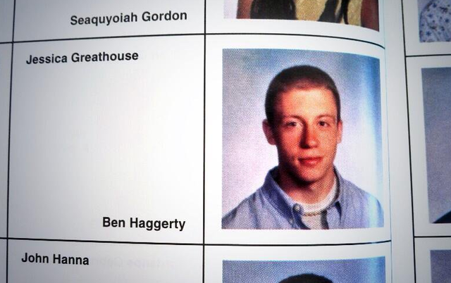 Macklemore yearbook