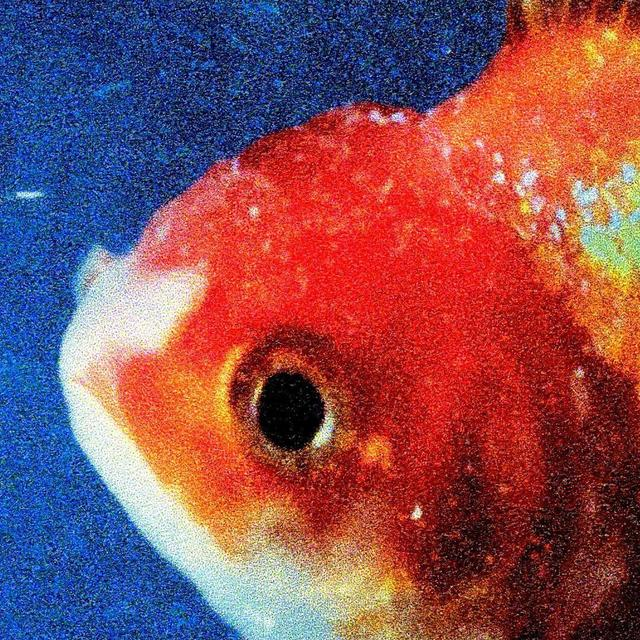 Vince Staples big fish theory official cover art